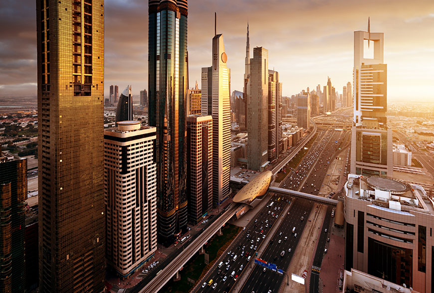Commercial Fit Out in Dubai