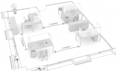 workplace layout