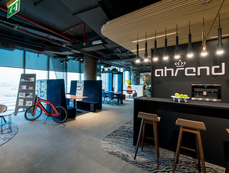 Ahrend Interior Office Fit Out