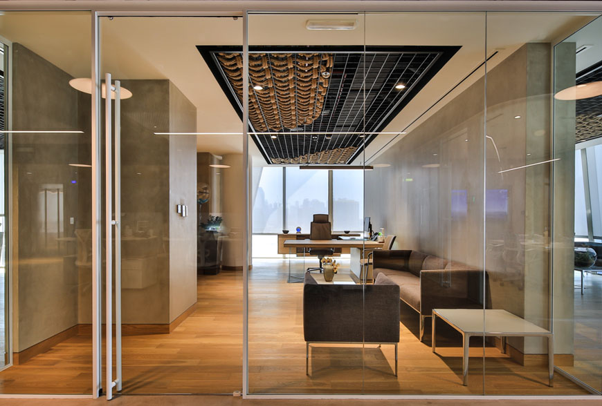office fit out in Dubai to boost employee productivity