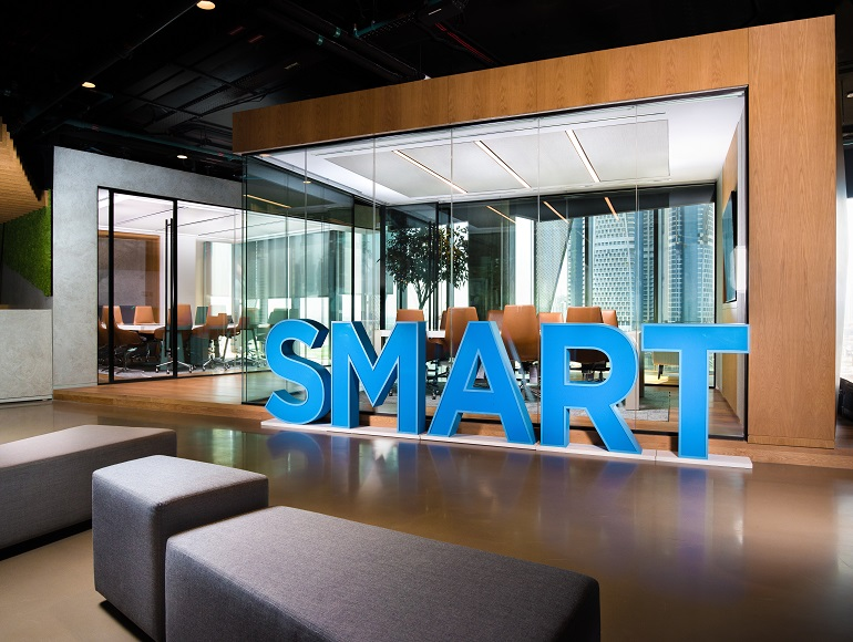 Sustainable Workplace - Smart Office