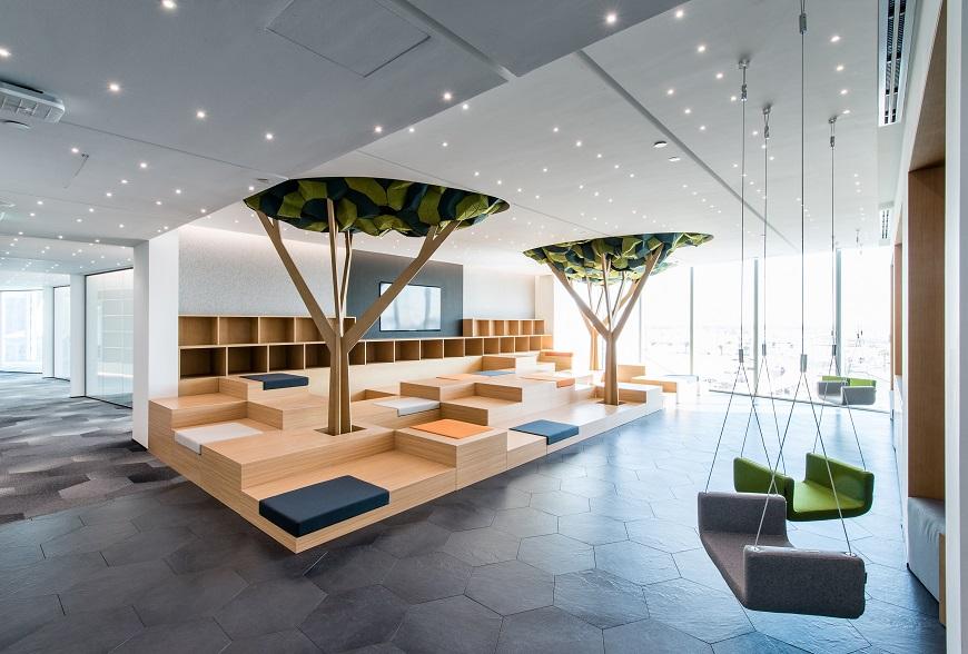 Dubai Design District Interior Design Project