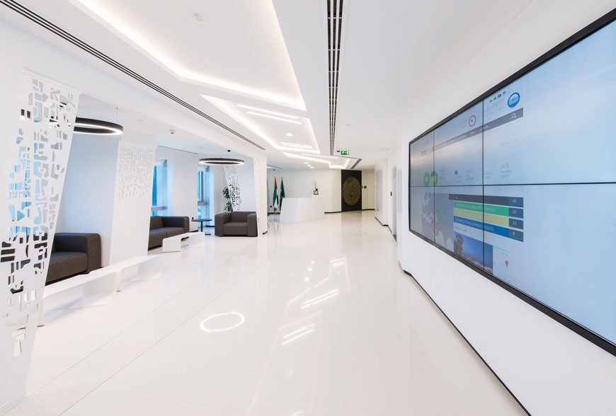 Technology and Innovation in Office FitOut