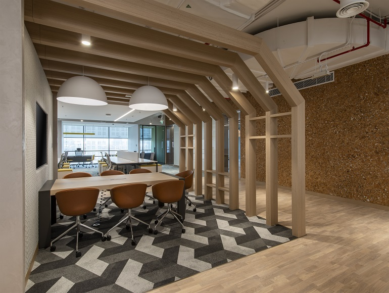 Government Office's New Fit Out for LEED Gold Certification