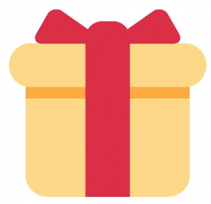 Employee Recognition - Gift Icon