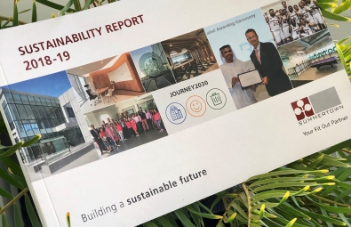 Summertown Sustainability Report 2018-2019 Cover