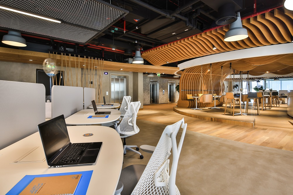 Smart Office Fit Out After Pandemic