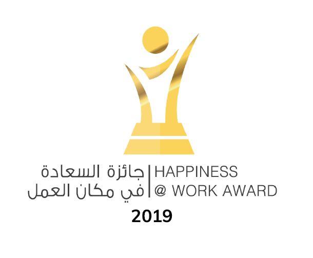 Happiness at Work Award 2019