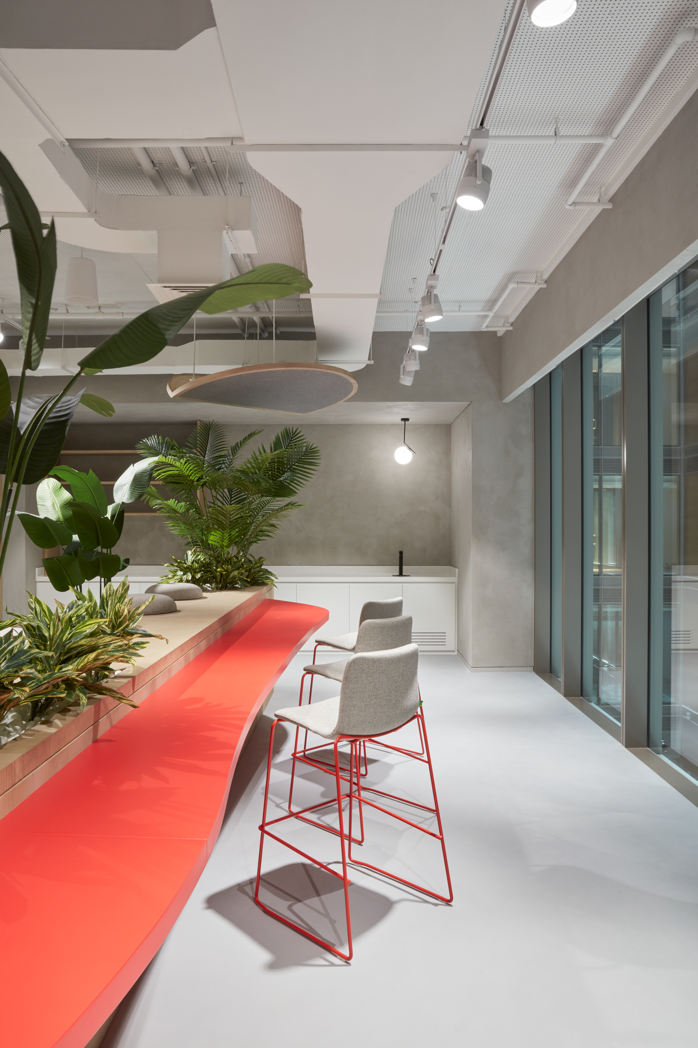 Biophilic Elements in Office Interior Fit Out