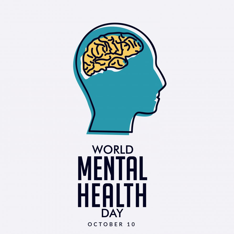 World Mental Health Day Graphic