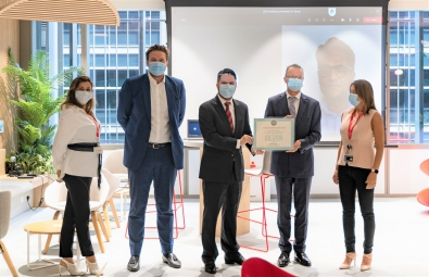 Takeda achieves silver LEED certification